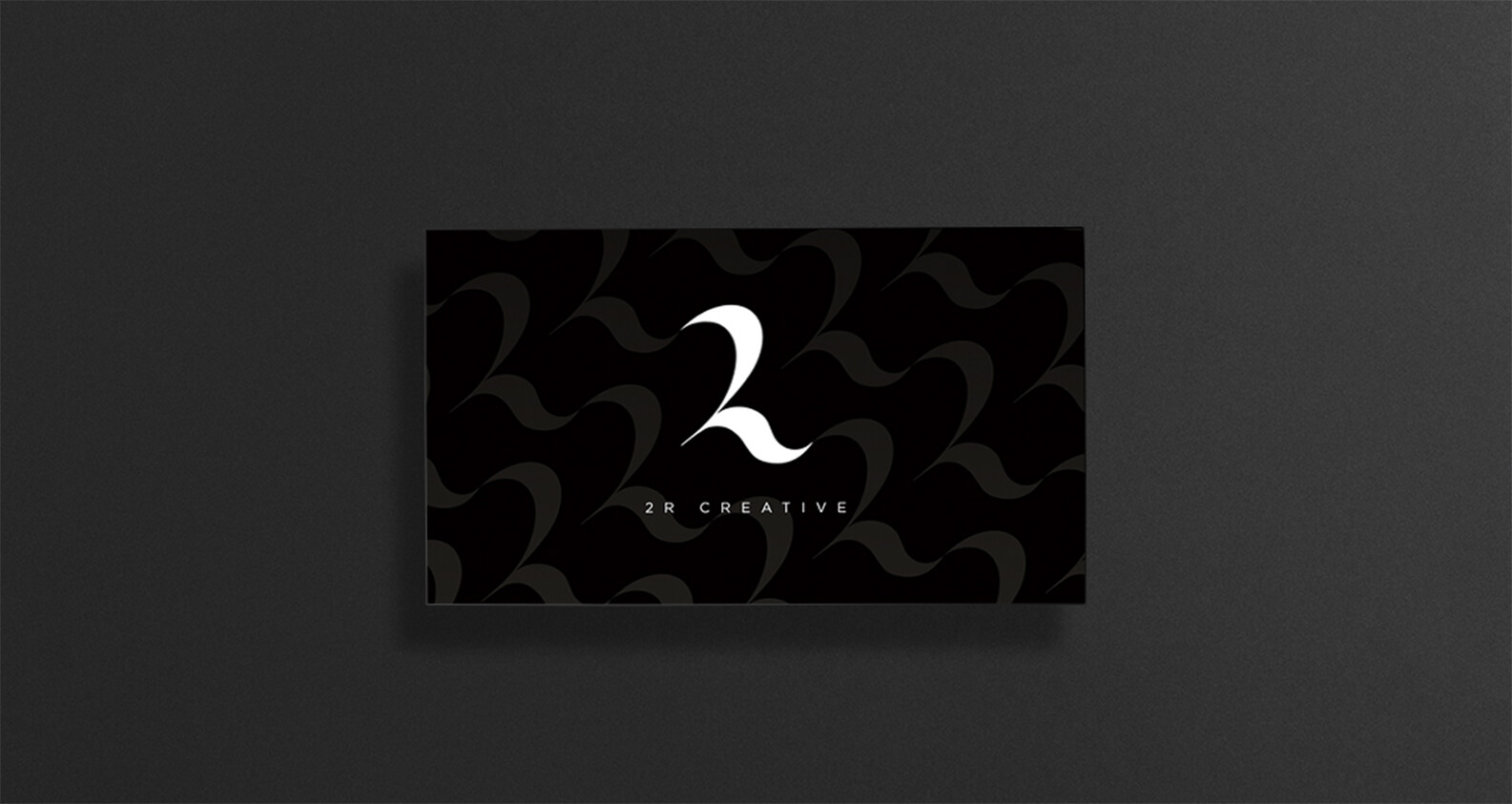 2R Creative business card design by Jacober Creative