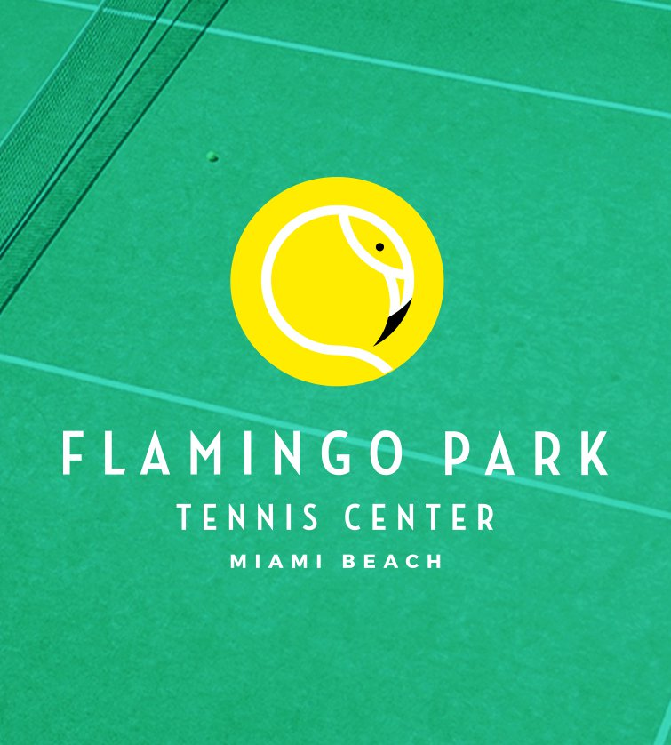 Flamingo Park Tennis Center Miami Beach
