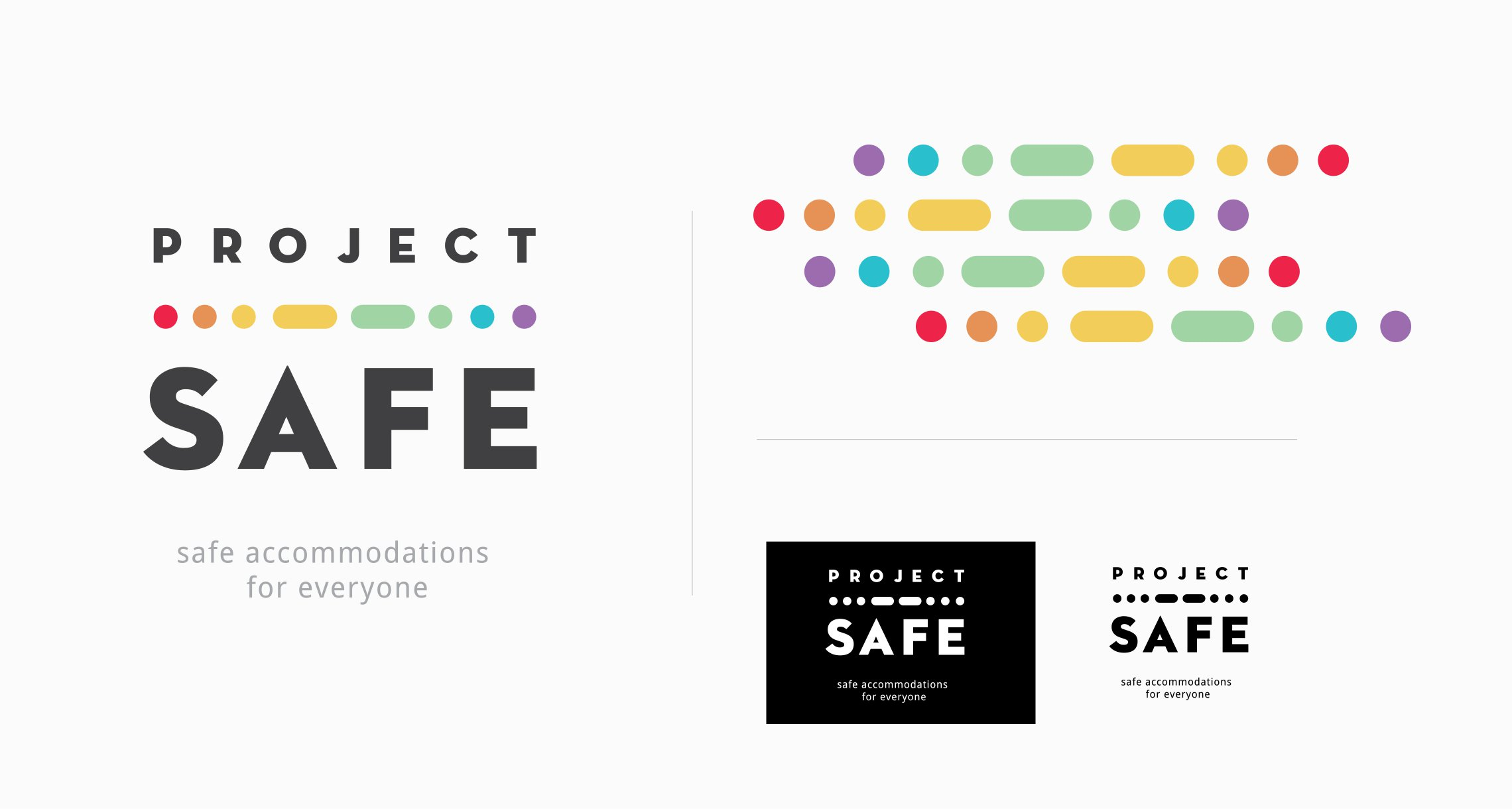 Project Safe logo design by Jacober Creative
