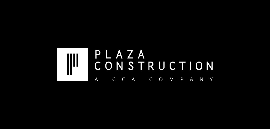 Jacober Creative Brand Identity for Plaza Construction