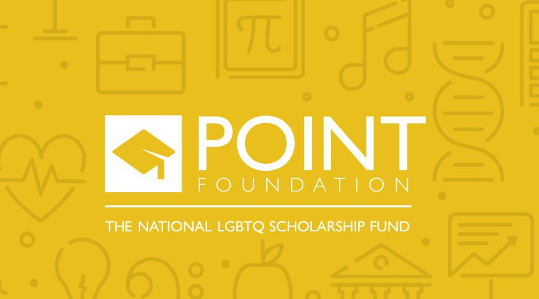 Point Foundation Annual Report Design