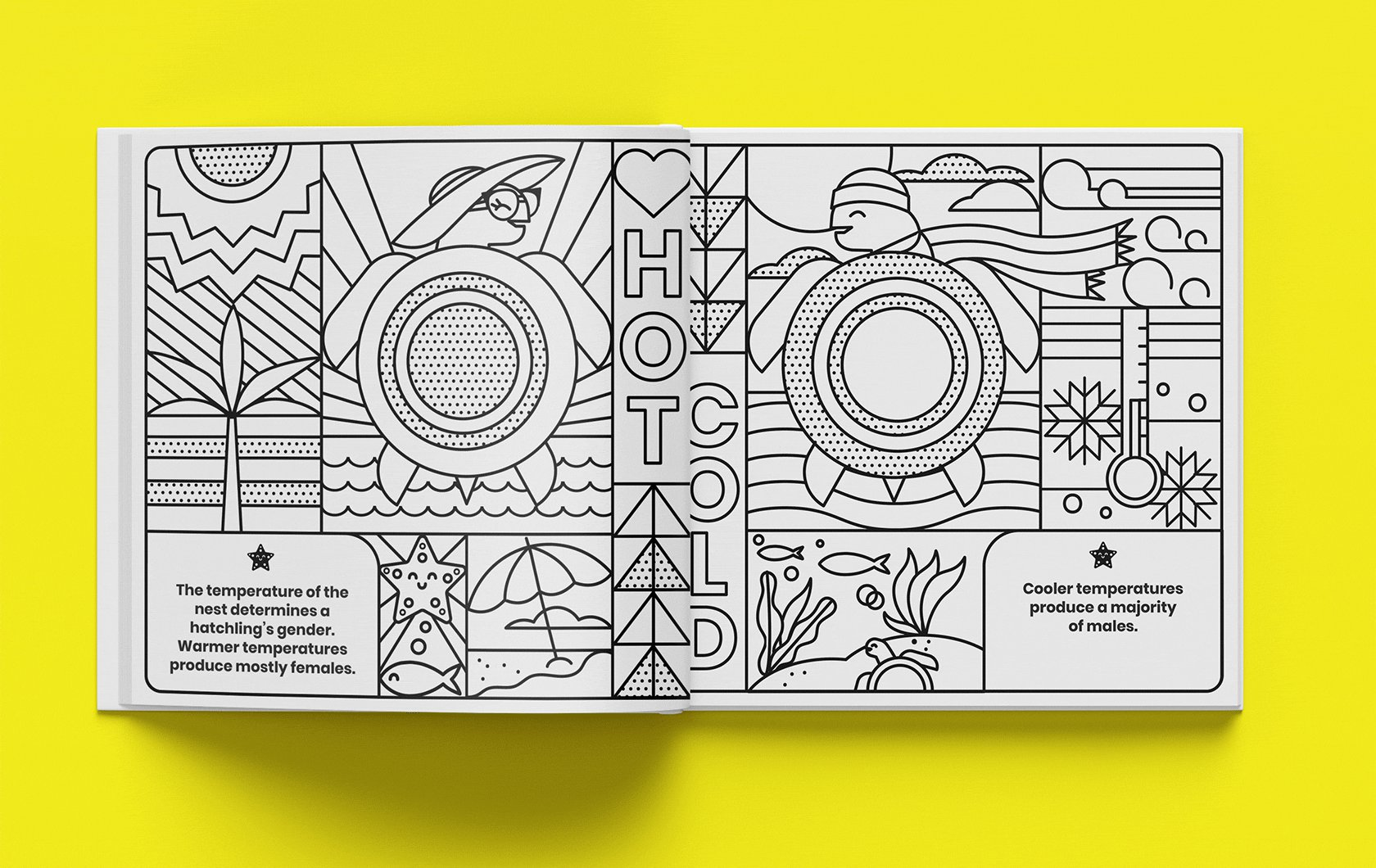 Surfside Coloring Book