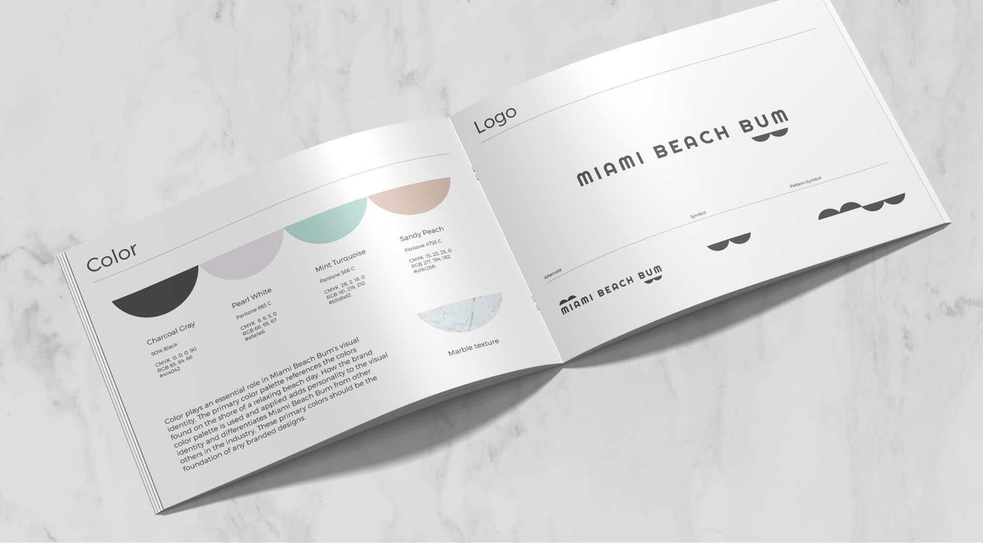 Miami Beach Bum Brand Guidelines