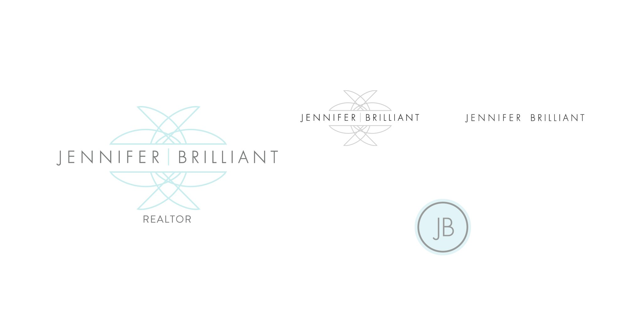 Jacober Creative Logo for Jennifer Brilliant