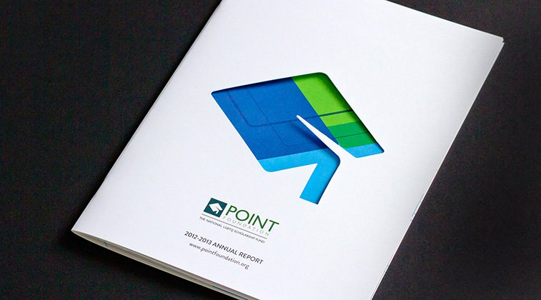 Point Foundation 2012-2013 Annual Report
